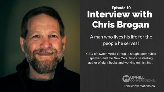 Episode 10 - Chris Brogan