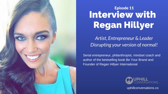 Episode 11 - Regan Hillyer