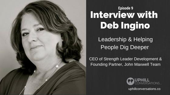 Episode 9 - Deb Ingino