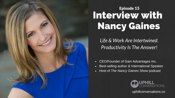 Episode 15 - Nancy Gaines