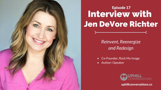 episode 17 - Jen DeVore Richter