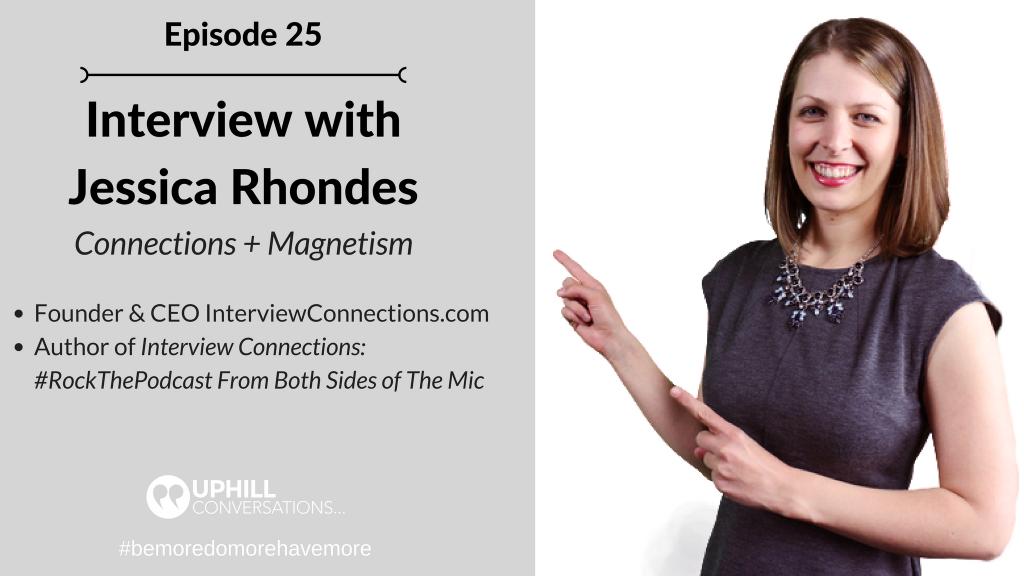 Episode 25 - Jessica Rhodes