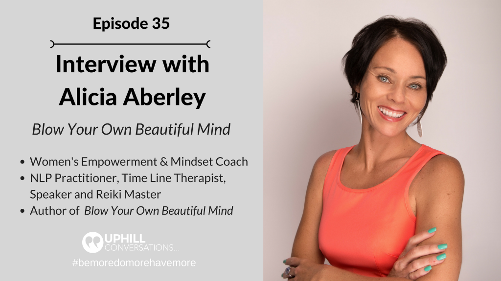 Interview with Alicia Aberley