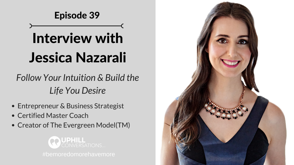 Interview with Jessica Nazarali