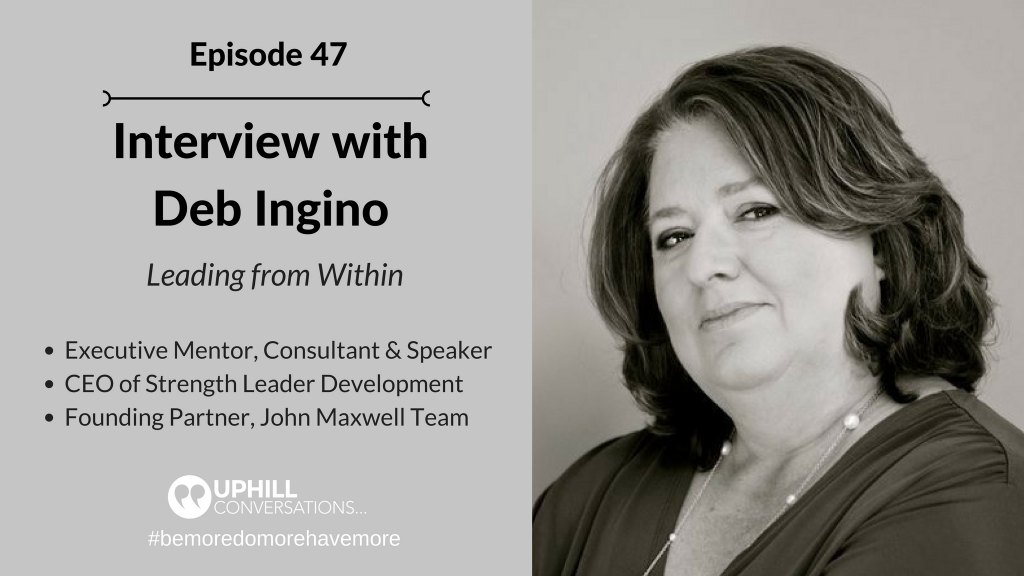 Interview with Deb Ingino 2