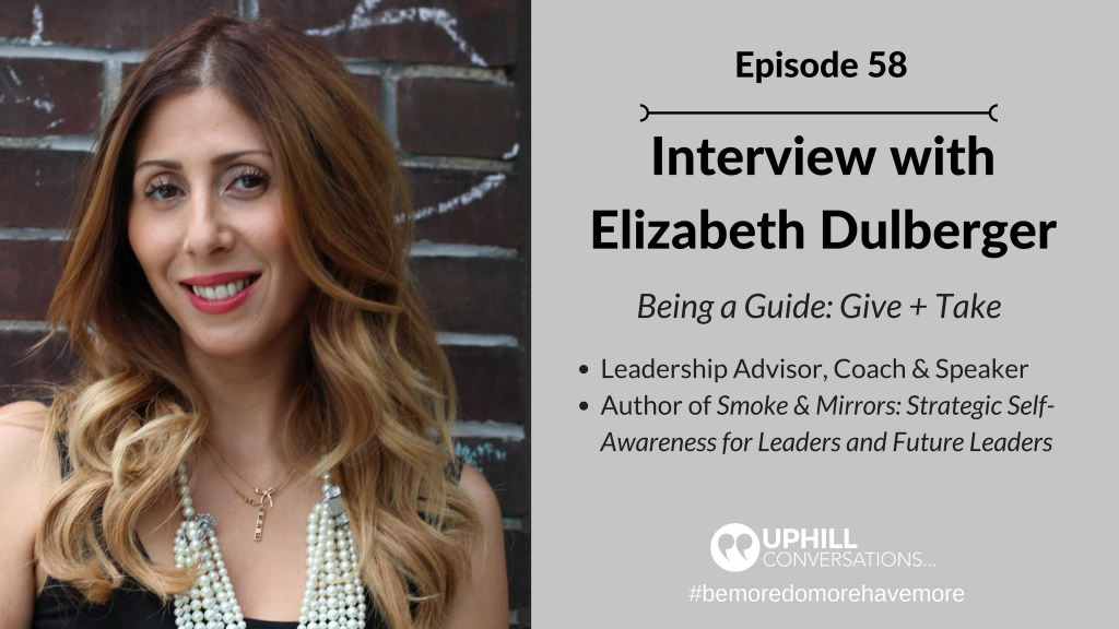 Interview with Elizabeth Dulberger