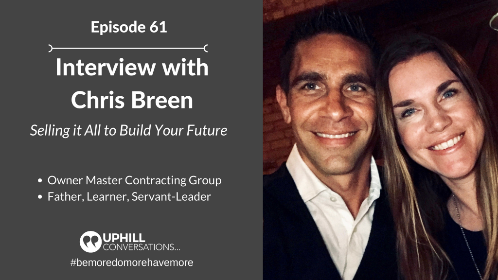 Interview with Chris Breen