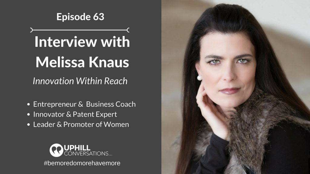 Interview with Melissa Knaus