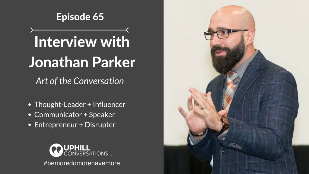 Interview with Jonathan Parker